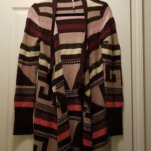 Long sweater/duster/cardigan